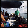 Rio San Juan - Heading out to the dive site