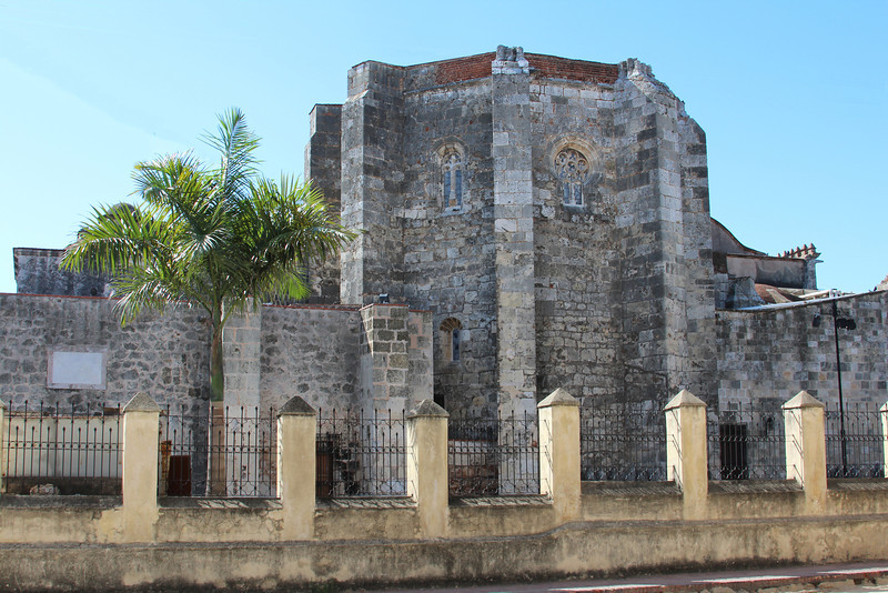 Church in Santo Domingo Natural