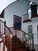 Stairs in Casa Arganese
