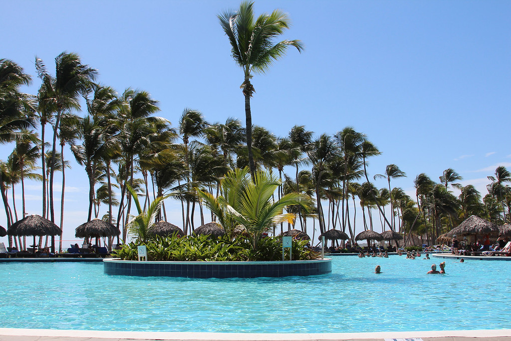 Pool at Club Med_ Punta Cana
