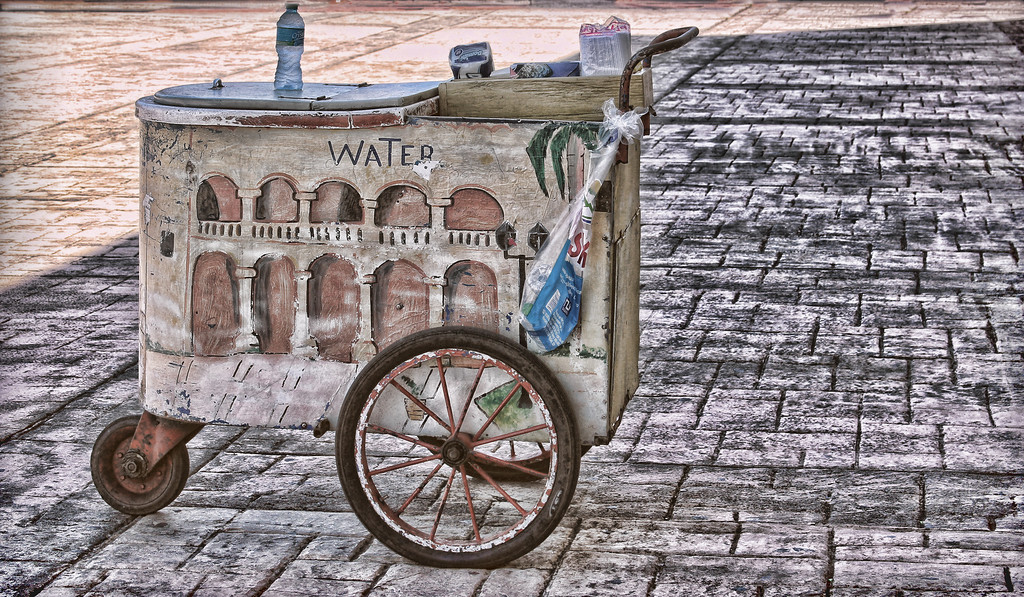 DR Water Cart
