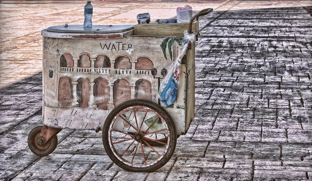 DR Water Cart