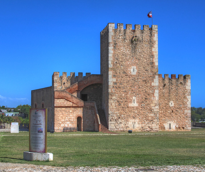 Fort in Santo Domingo
