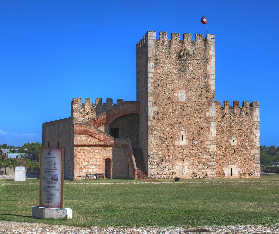 Fort in Santo Domingo
