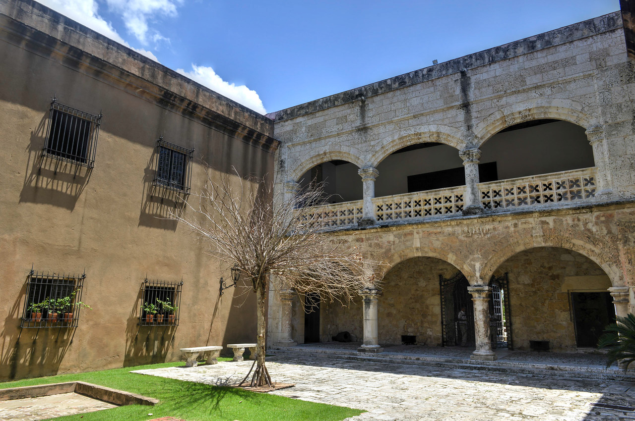 Museum of the Royal Houses, Santo Domingo, Dominican Republic