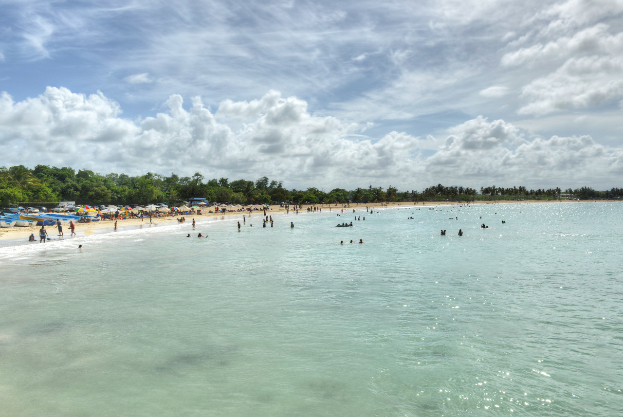 Macao Beach, Punta Cana, Dominican Republic