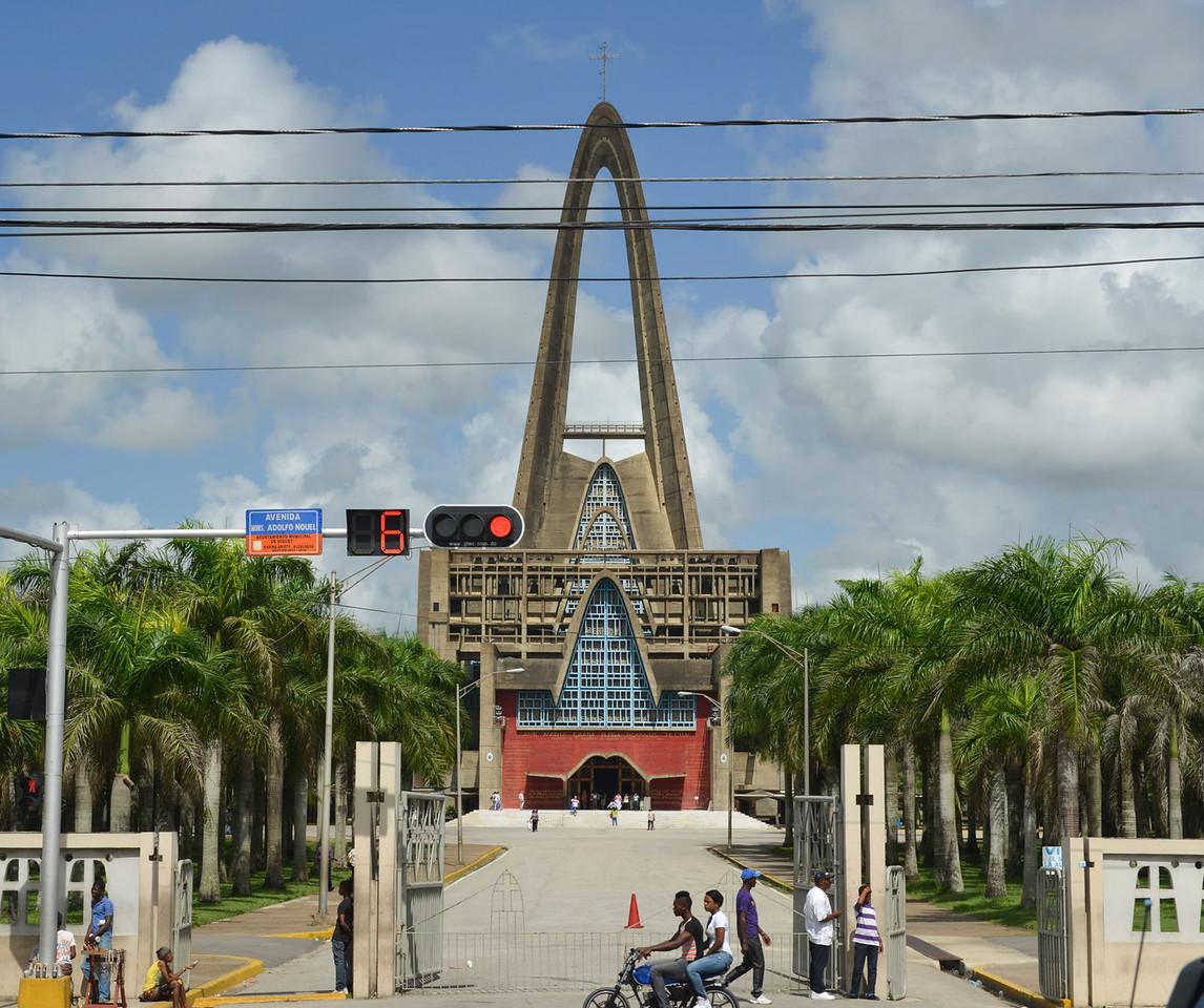Basílica Catedral Nuestra Señora de la Altagracia, Dominican Republic