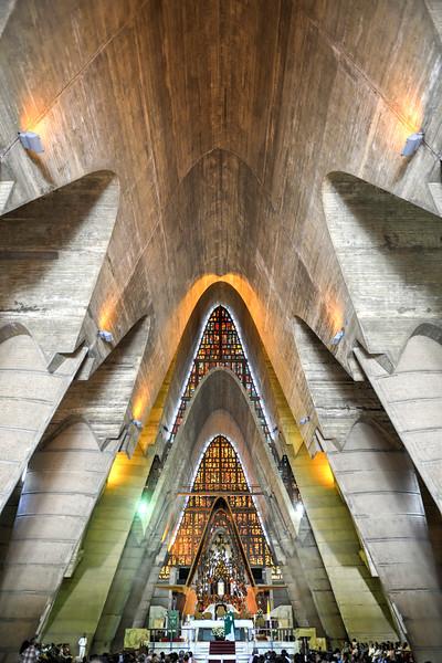 Basílica Catedral Nuestra Señora de la Altagracia Interior, Dominican Republic