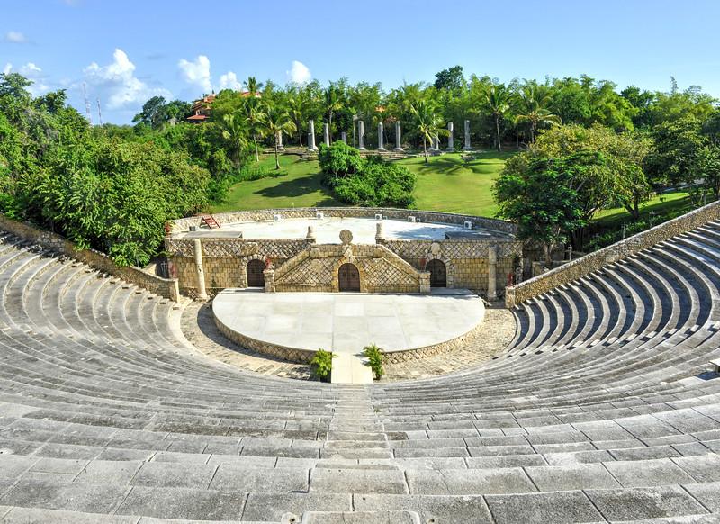 Amphitheater, Altos de Chavon, La Romana, Dominican Republic