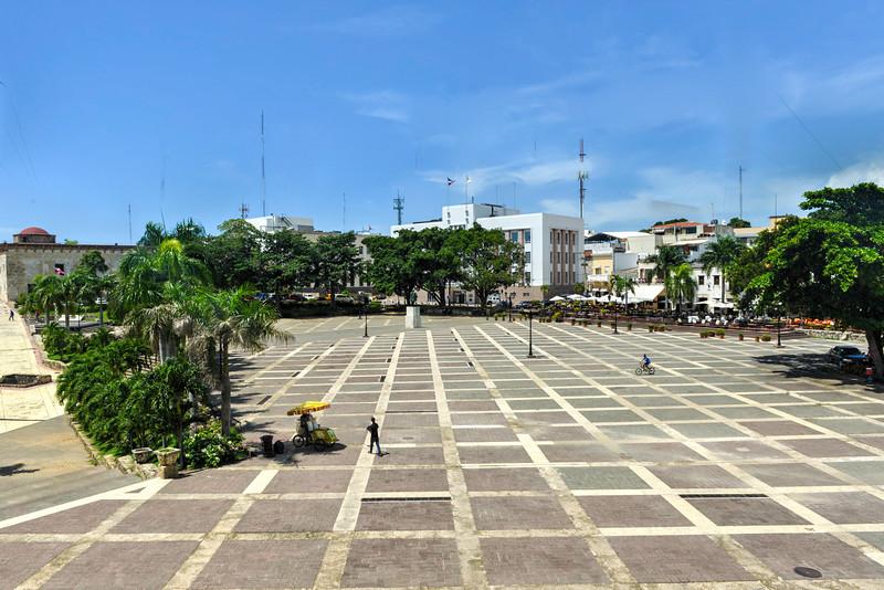 Plaza de Espana, Santo Domingo, Dominican Republic