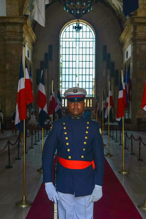 Honor Guard, National Pantheon, Dominican Republic