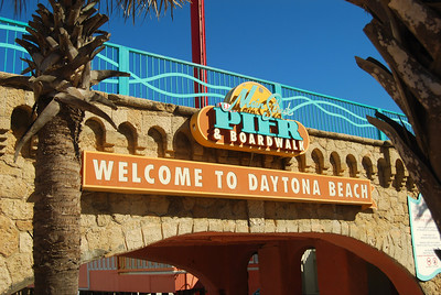 22: A trip to the Daytona Beach Boardwalk