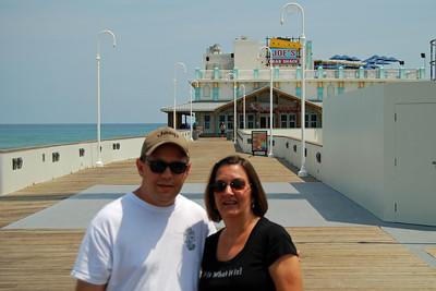 0889 Glen and Jill at Joe's Crab Shack