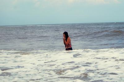 009 Haylee in the surf