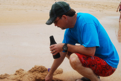 043 Robert the crab catching expert