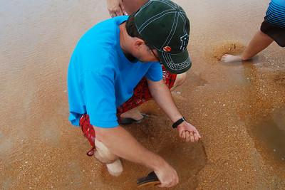 023 Robert hunting crabs