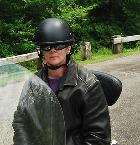 56: Motorcycle around West Virginia and the Southeast U.S.