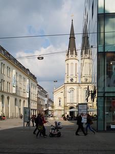 Martin-Luther Platz Linz