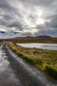 Wind Swept Road