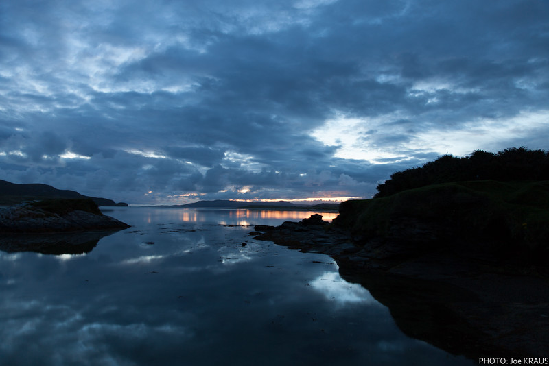 Dunfanaghy Before Dawn