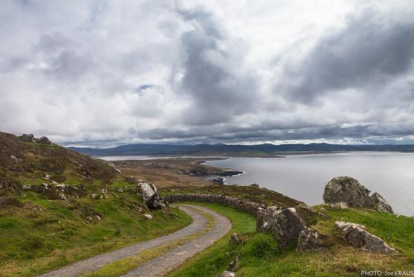 Road Along the Coast