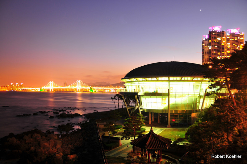 Nurimaru APEC House & Gwangan Bridge