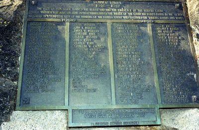 Donner Memorial SP0007