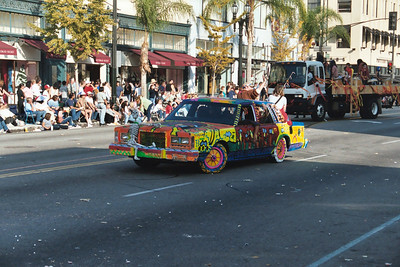 The 2002 Doo Dah (an answer to the Rose Bowl Parade)