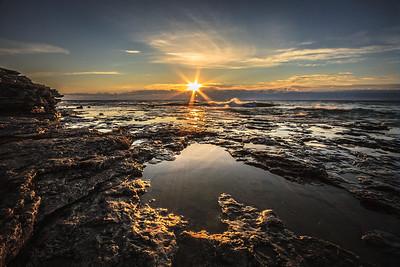 Cave Point Sunrise