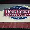 First stop, Door County Candle Company.  A perfect stop for us ladies.