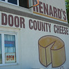 Renard's Cheese had amazing cheese curds.  We stopped before we ever got to our hotel.  Priorities.
