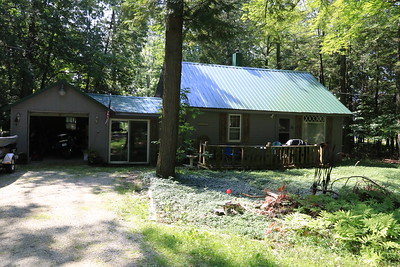Dan's Home aka The Smurf House