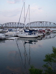 Nautical Sturgeon Bay