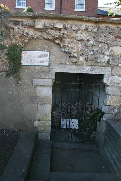 Original Roman Wall