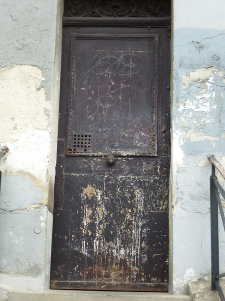 Montmartre Door