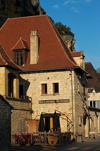 Boulangerie in La Roque Gageac, France