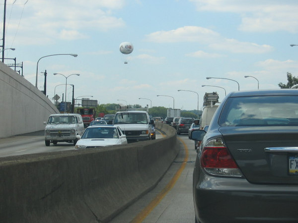 I-76 W Traffic