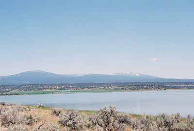 Dorris Reservoir: Trips