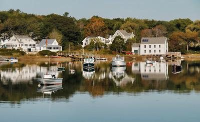 Quintessential New England