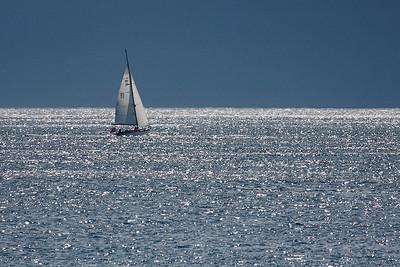 Sailing on a Sea of Diamonds