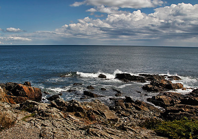 Perfect Day on the Maine Coast