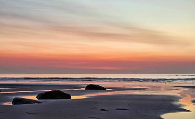 Pre Dawn Light at Wells Beach