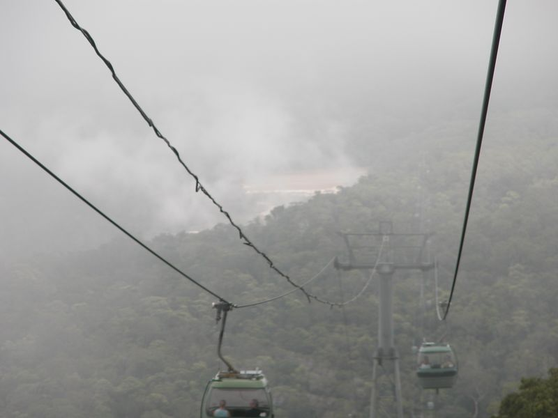 View from the sky rail.