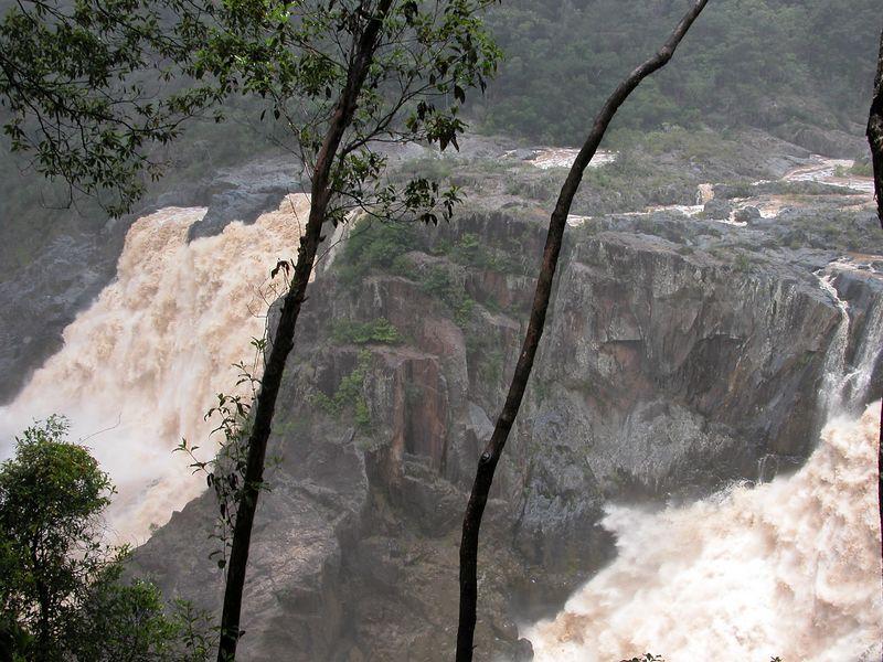 Kuranda falls
