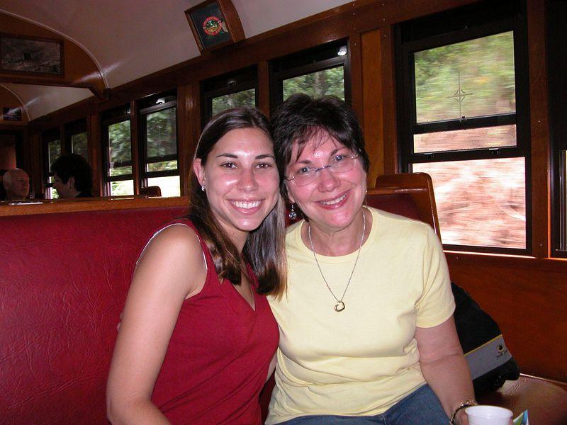 Lauren and Mom