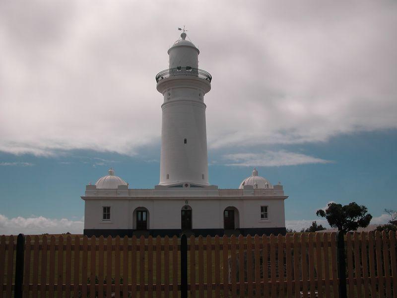 Lighthouse at Sydney