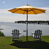 RELAX: By the bay in Rockland, ME