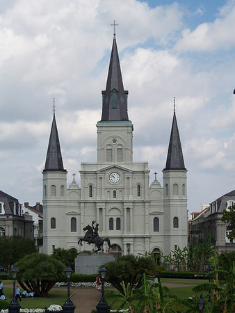 Down in New Orleans