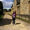 Bampton Villiage, site to Downton Abbey village shots.   London, England.   UK Vacation 2014-07-15
