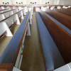 6364 A wide-angled view of the pews from the side. I took this as a UWA exercise. (12mm)